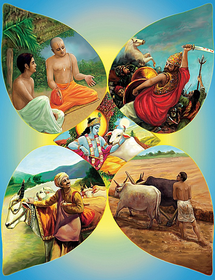 the relation of the concept of varna to the concept of karma The law of karma karma, also known as karman is a basic concept common to hinduism, buddhism, and jainism the doctrine of karma states that one's state in this life is a result of actions both physical and mental in past carnations, and action in this life can determine one's destiny in future incarnations.